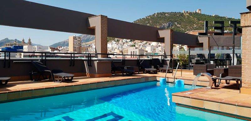 Hotel Condestable Jaén