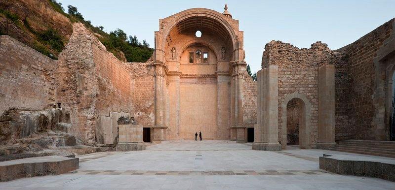 Iglesia de Santa Maria Cazorla